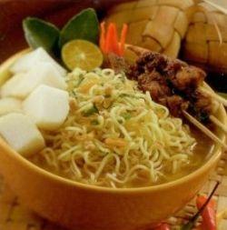 Indomie Soto Banjar Limau Kuit untuk Anda yang kangen kuliner kampung ...